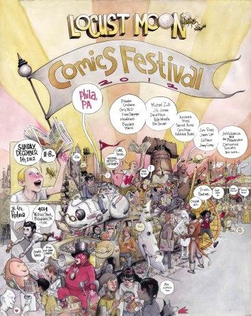 locustmoonfestposter2012