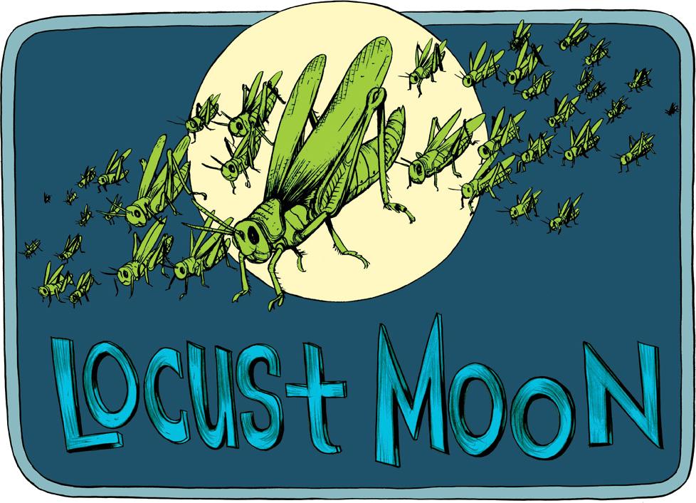 Locust Moon
