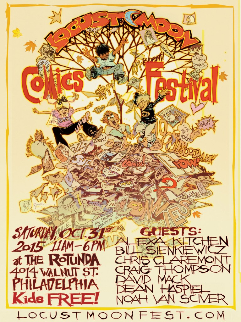 Locust Moon Fest 2015 Poster ws